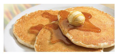Free Perkins Pancakes