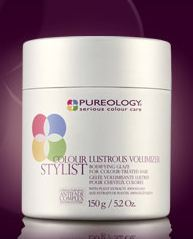 pureology Enter to win a sample of Pureology Lustrous Volumizer Glaze