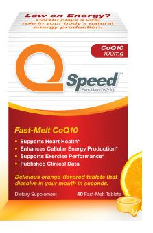 qspeed Free Sample QSpeed CoQ10 Samples