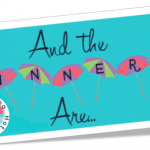 And the Winners are (for the 10 Coupon Binders!)…