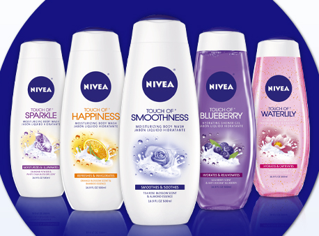 Screen shot 2012 10 05 at 6.55.51 PM FREE NIVEA Touch of Smoothness Body Wash 1.7 fl oz Sample