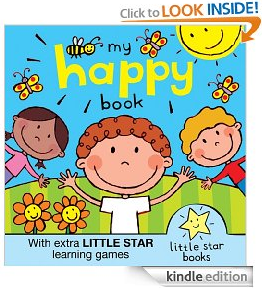 Screen shot 2012 10 08 at 8.57.35 AM Amazon: FREE My Happy Book   A Little Star book with Learning Games Kindle ebook