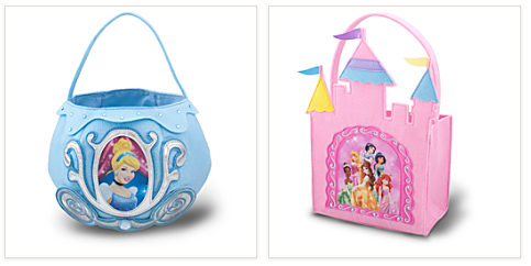 Screen shot 2012 10 08 at 9.20.40 AM Disney: Trick or Treat Bags Only $2.99 + FREE Shipping (Different Characters!)