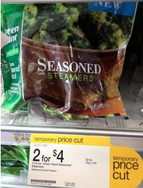 Screen shot 2012 10 11 at 10.19.38 AM *HOT* Target: Green Giant Seasoned Steamers Only $0.50 a Bag (Reg. $2.50!)
