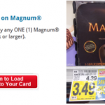 Kroger: $1.50/1 Magnum Ice Cream Coupon = Only $1.99 a Box!