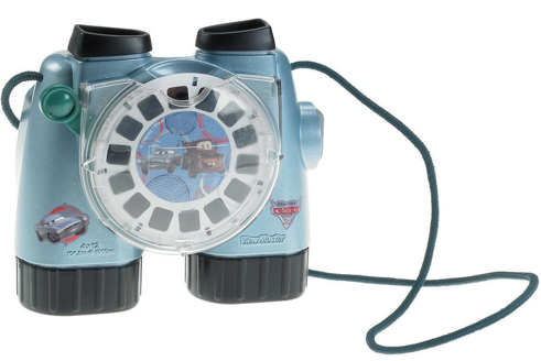 Screen shot 2012 10 16 at 6.28.18 PM Amazon: Disney/Pixar Cars 2 View Master Real Binoculars & 3D Viewer $7.62 Shipped (Reg $16.99)