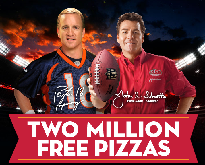 Screen shot 2012 10 21 at 9.21.13 PM Papa Johns 2 Million FREE Pizza Giveaway! I JUST WON!