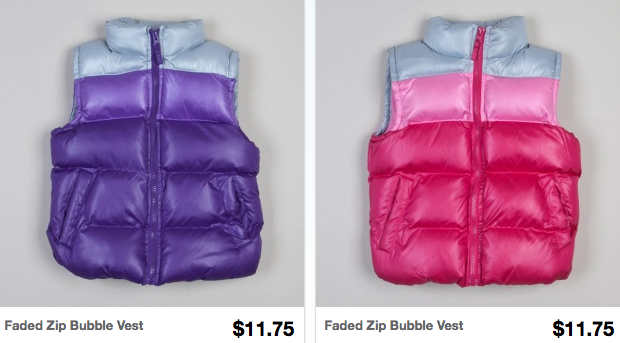 Screen shot 2012 10 22 at 8.39.12 PM *HOT* Toddler Boys and Girls Jackets and Vests Only $11.75 Shipped!