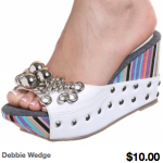 *HOT* HUGE 90% Off Blowout Sales (Women's Shoes, Dresses, Socks and More Only $3.00 Shipped)