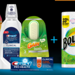 New FREE P&G Product Samples (Glade, Cascade and more)