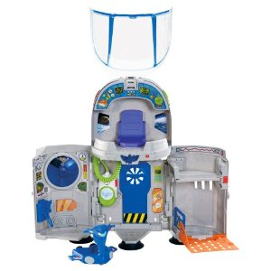 buzz Amazon: Buzz Light Year Spaceship Command Center only $21.00 (Reg.$49.99)