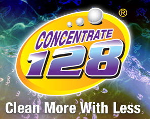 concentrate Free  Concentrate 128 Cleaning Sample