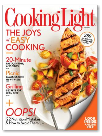 cookinglight Free Issue of Cooking Light Magazine