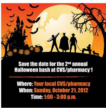 cvshallo 2nd Annual CVS Halloween Event
