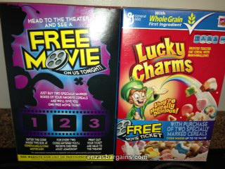Free Movie Tickest