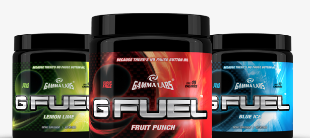 gfuel Free G Fuel Energy Drink Mix