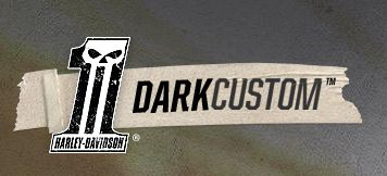 hardcustoms FREE Harley Davidson Dark Custom Stickers