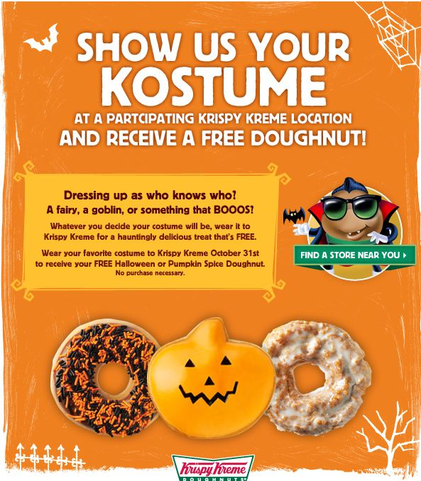 Free donuts