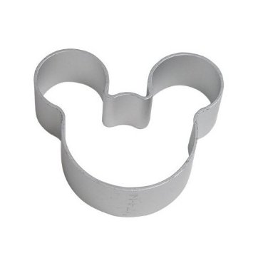 mickeymouse Amazon: Mickey Mouse Cookie Cutter only $.79 shipped!
