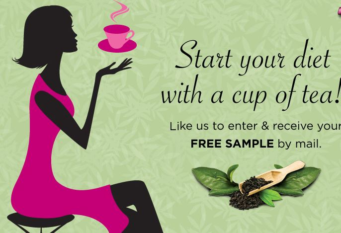 teasamp Free Sample of Laci Le Beau Tea