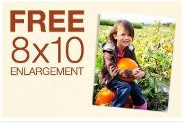 walgreens Free 8X10 at Walgreens