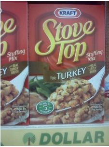 Screen shot 2012 11 02 at 7.22.39 PM Dollar Tree: Kraft Stove Top Stuffing Only $0.50!