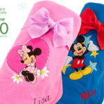 *HOT* Personalized Disney Fleece Throw Only $10 + FREE Shipping!