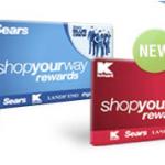 Shop Your Way Rewards: FREE $10?!