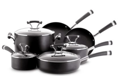 Screen shot 2012 11 19 at 10.39.42 AM *HOT* Amazon: Circulon Contempo Hard Anodized Nonstick 10 Piece Cookware Set $89.99 Shipped (Reg. $200.00!)