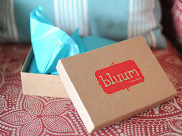 bluum *HOT* Bluum Box with 4 5 Full Size Mom and Baby Products Only $6 + FREE Shipping!