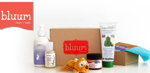 bluum2 *HOT* Bluum Box with 4 5 Full Size Mom and Baby Products Only $6 + FREE Shipping!