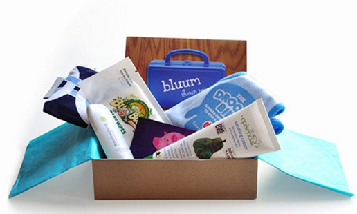 bluum5 *HOT* Bluum Box with 4 5 Full Size Mom and Baby Products Only $6 + FREE Shipping!