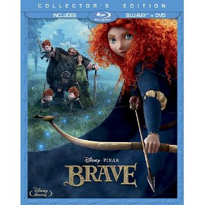 brave on dvd Brave 3 Disc Collectors Edition DVD $8.96!