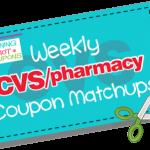 CVS Matchups (FREEBIES AND DEALS) 2/15 – 2/21