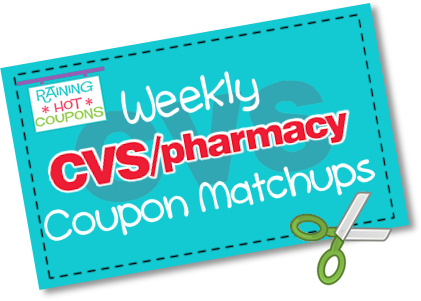 cvs1 CVS Coupon Matchups 11/24 11/27: 4 Day Sale
