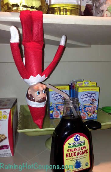 elf on the shelf Elf on the Shelf Ideas with Pictures (Over 50 Creative and Easy Ideas!)