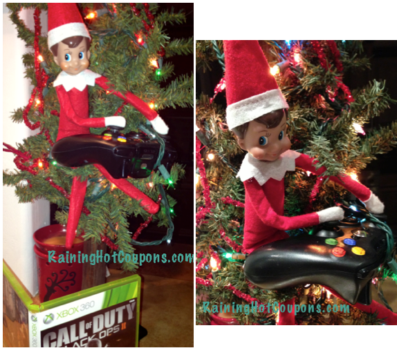 elf on the shelf1 Elf on the Shelf Ideas with Pictures (Over 50 Creative and Easy Ideas!)