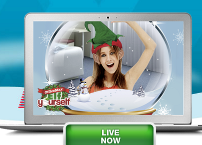 Free 2014 elf yourself calendar from office max a value - Office max elf yourself free download ...