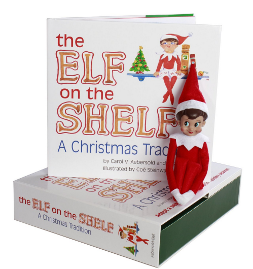 elf Elf on the Shelf: Elfys Activity Tonight (Plus Buy Your Own and Start a Christmas Tradition!)