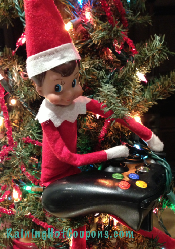 elf1 Flash Giveaway! Enter to Win Elf On the Shelf (Winner Chosen TODAY!)
