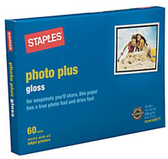 free ream of paper Staples: FREE 8.5″ x 11″ Copy Paper Ream AND FREE Photo Plus Paper 60pk After Rebates!