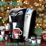 *HOT* Giveaway: Enter to Win a Keurig K-Cup Brewer (1 Raining Hot Coupons Reader Will Win!)