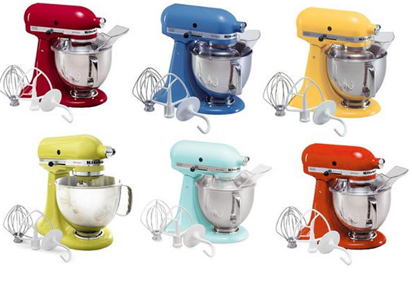 kitchenaid *HOT* Giveaway: Enter to Win a KitchenAid Mixer (1 Raining Hot Coupons Reader Will Win!)