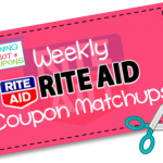 Rite Aid Coupon Matchups (FREEBIES AND DEALS) 8/30 – 9/5