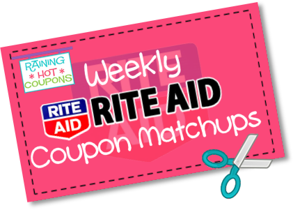 rite aid Rite Aid Coupon Matchups (4 Day Sale)   11/24 11/27