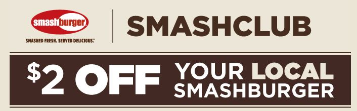 Smashburger coupon code