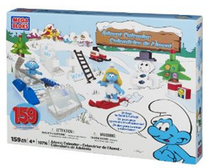 smurfs advent Amazon: Mega Bloks Smurfs Advent Calendar Only $14.99 Shipped (Reg. $24.99!)