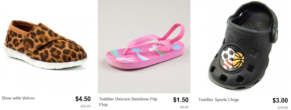 totsy shoe blowout *HOT* HUGE Toddler Shoe Blowout Only $1.50 Shipped!