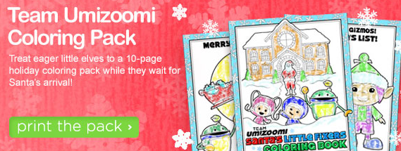 the kids to do while mommy is making her shopping lists or catching up on all the awesome deals grab some free team umizoomi christmas coloring pages