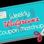Walgreens Coupon Matchups 4/27-5/3